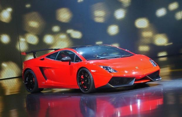 IAA 2011: Lamborghini Gallardo LP 570-4 Super Trofeo Stradale - Ultimative Leichtigkeit