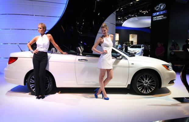 IAA 2011: Lancia-Cabriolet mit amerikanischen Wurzeln