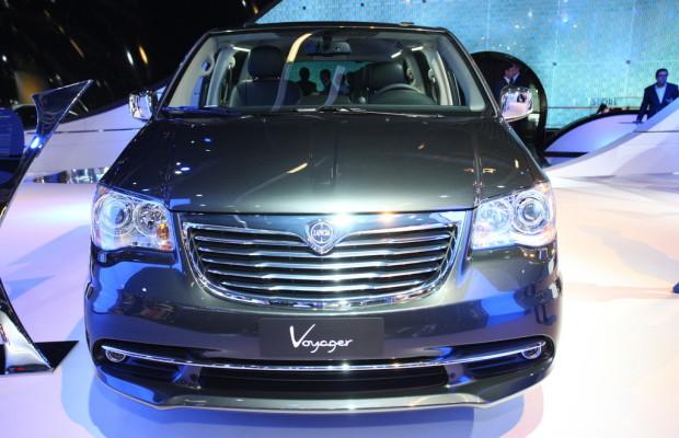 IAA 2011: Lancia bietet den Voyager für 39 990 Euro an