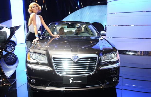 IAA 2011: Lancia kehrt in die Oberklasse zurück