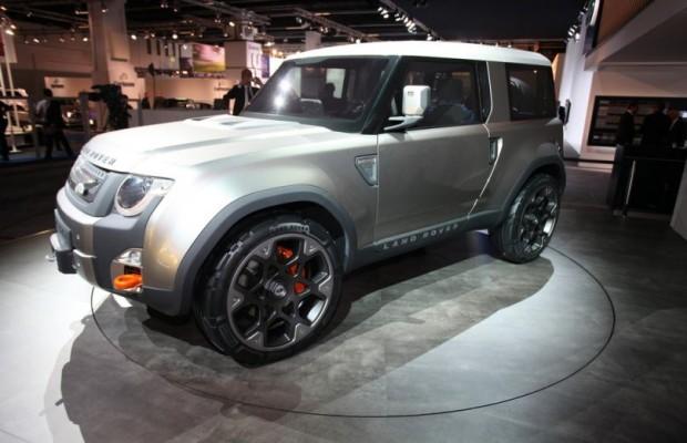IAA 2011: Land Rover präsentiert Ideen für den nächsten Defender