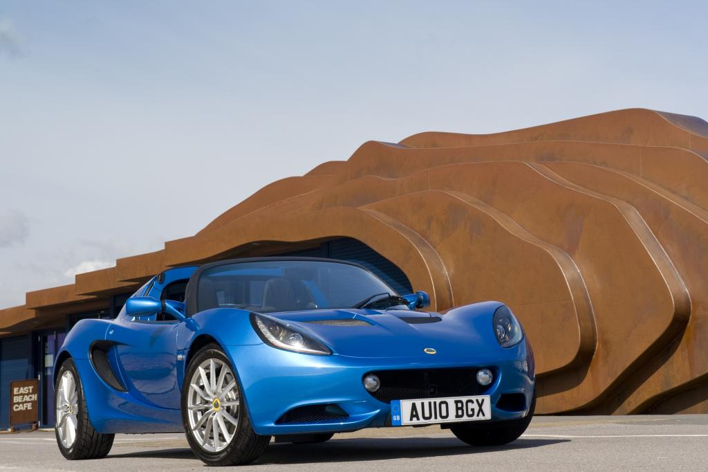IAA 2011: Lotus Elise S - Mehr Luft für den Mittelmotor-Floh