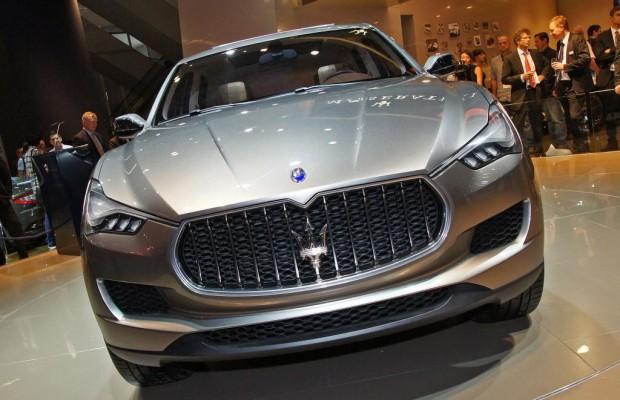 IAA 2011: Maserati-Studie - Kubang gegen Cayenne