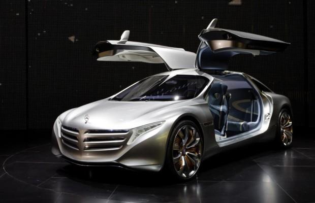IAA 2011: Mercedes-Benz F125 - Willkommen im Jahr 2025