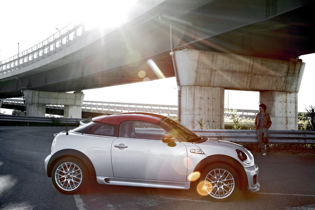 IAA 2011: Mini Coupé startet bei 21 200 Euro