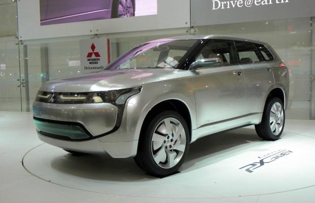 IAA 2011: Mitsubishi Concept PX-MiEV erstmals in Deutschland