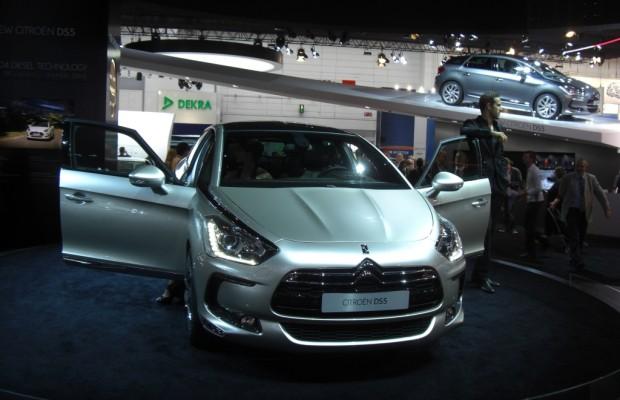 IAA 2011 – Mittelklasse: Citroën DS 5, Mercedes-Benz CLC