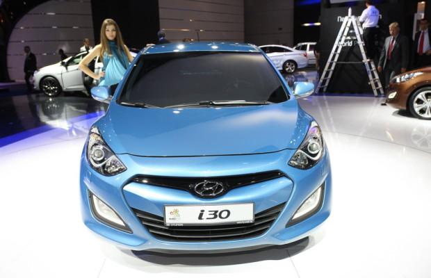 IAA 2011: Neuer Hyundai i30 kommt im Frühjahr