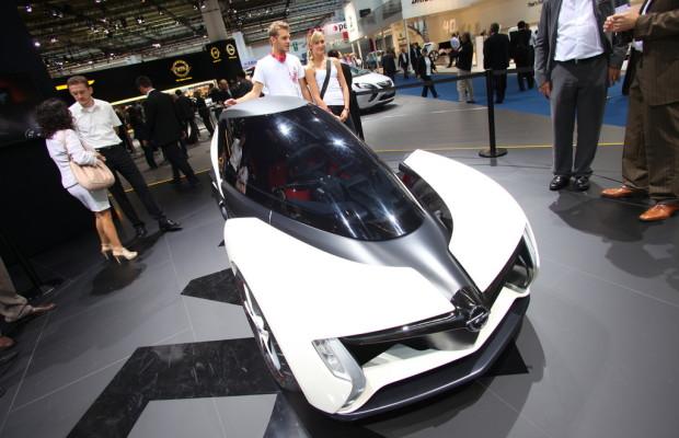 IAA 2011: Opel präsentiert Tandem-Fahrzeug Rak e