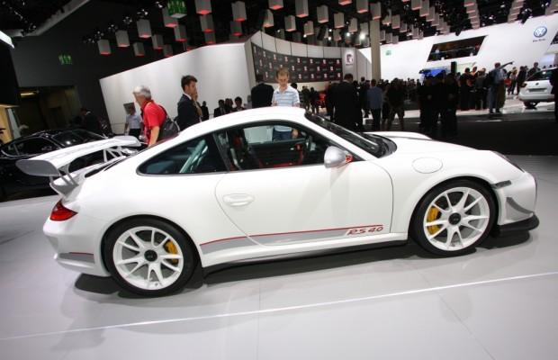 IAA 2011: Porsche 911 GT3 RS 4.0 auf 600 Exemplare limitiert