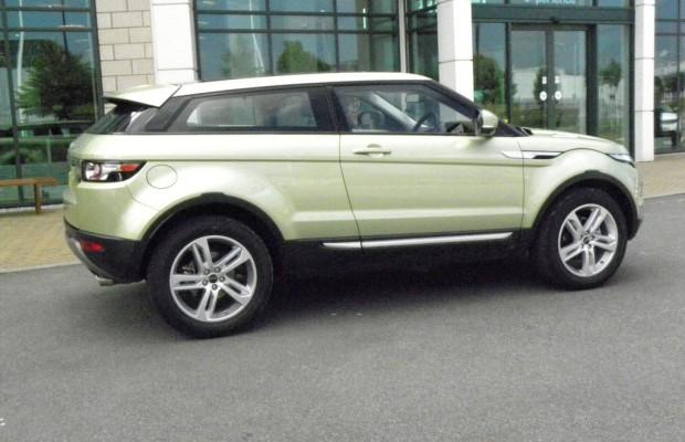 IAA 2011: Premierenfieber bei Jaguar- und Land Rover-Händlern