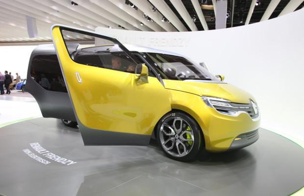 IAA 2011: Renault Frendzy für Gewerbe und Familie