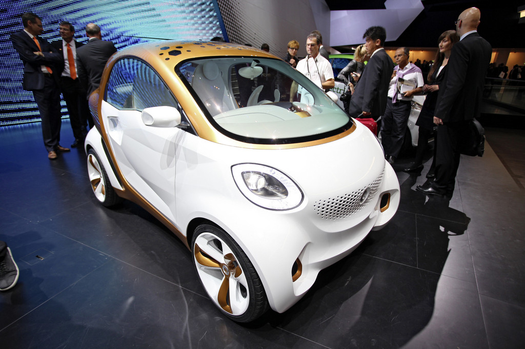 IAA 2011: Smart Forvision zeigt neue Lösungen
