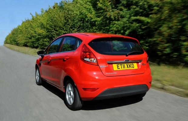IAA 2011: Spritsparkur für Ford Fiesta und Focus