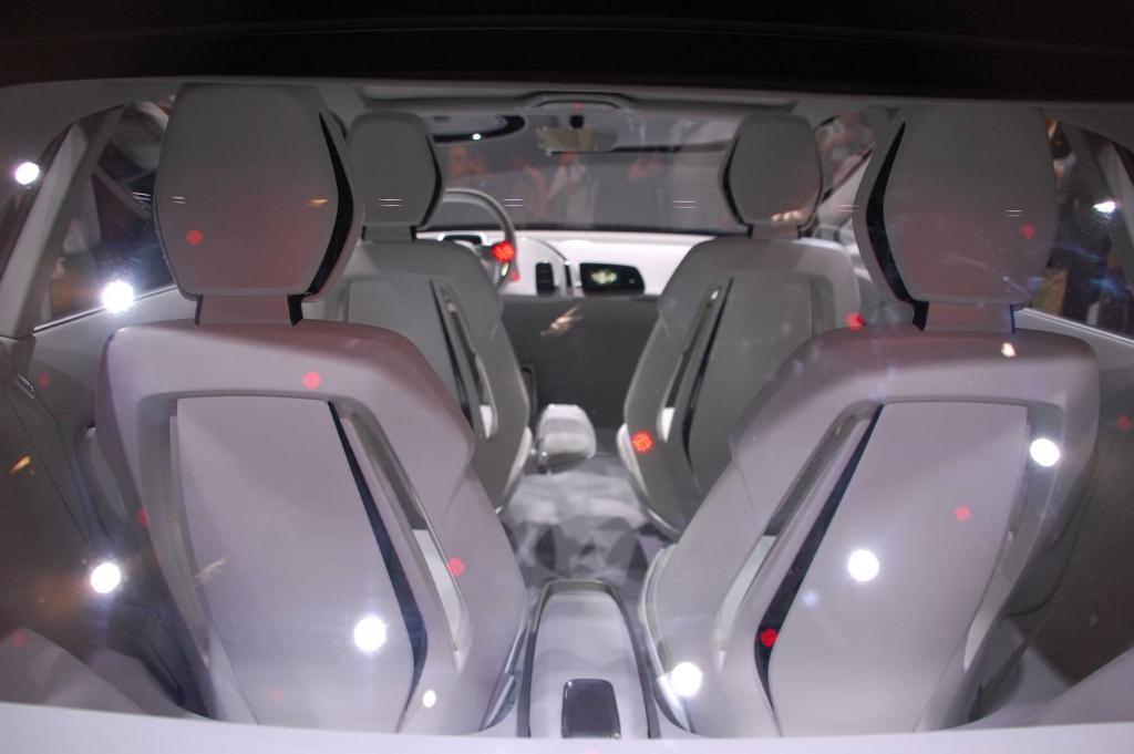 IAA 2011 - Studien: Kia Sportlimousine, Ford Evos, Audi Urban Concept, Audi A2 Concept