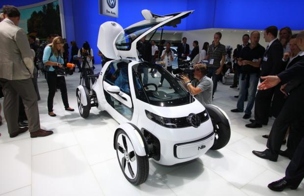 IAA 2011: Volkswagen Nils für den Pendler von morgen