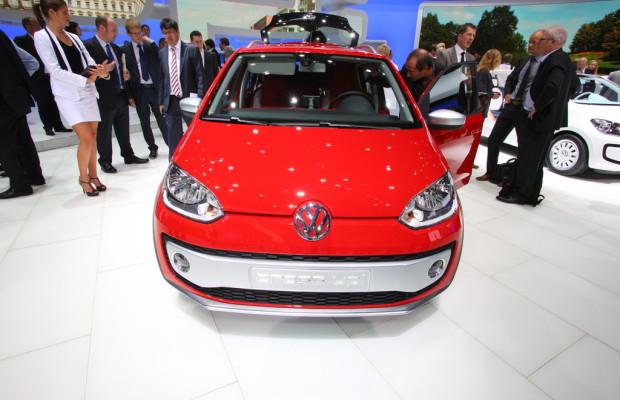 IAA 2011: Volkswagen zeigt viertürigen Cross Up
