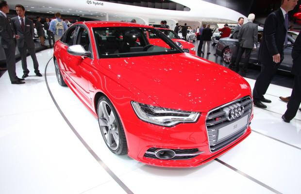 IAA 2011: Weltpremiere für die neuen S-Modelle von Audi
