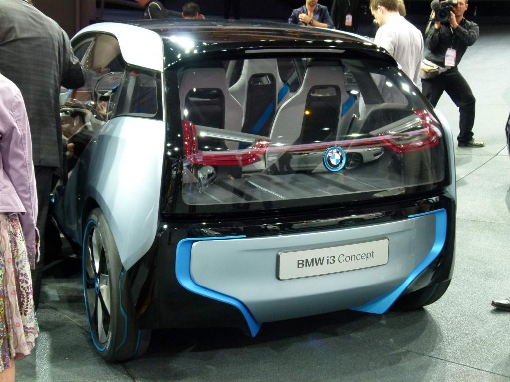 IAA 2011 - Wo sind die elektrischen Serienmodelle deutscher Hersteller?