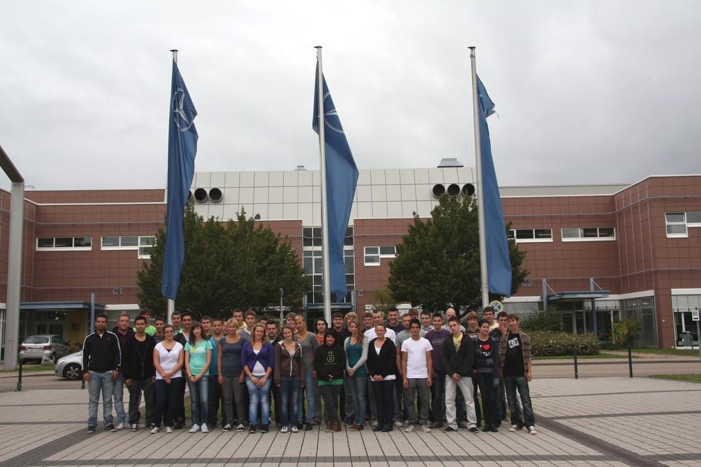 Im Mercedes-Benz-Werk Rastatt starteten über 40 Jugendliche ihre Berufsausbildung.