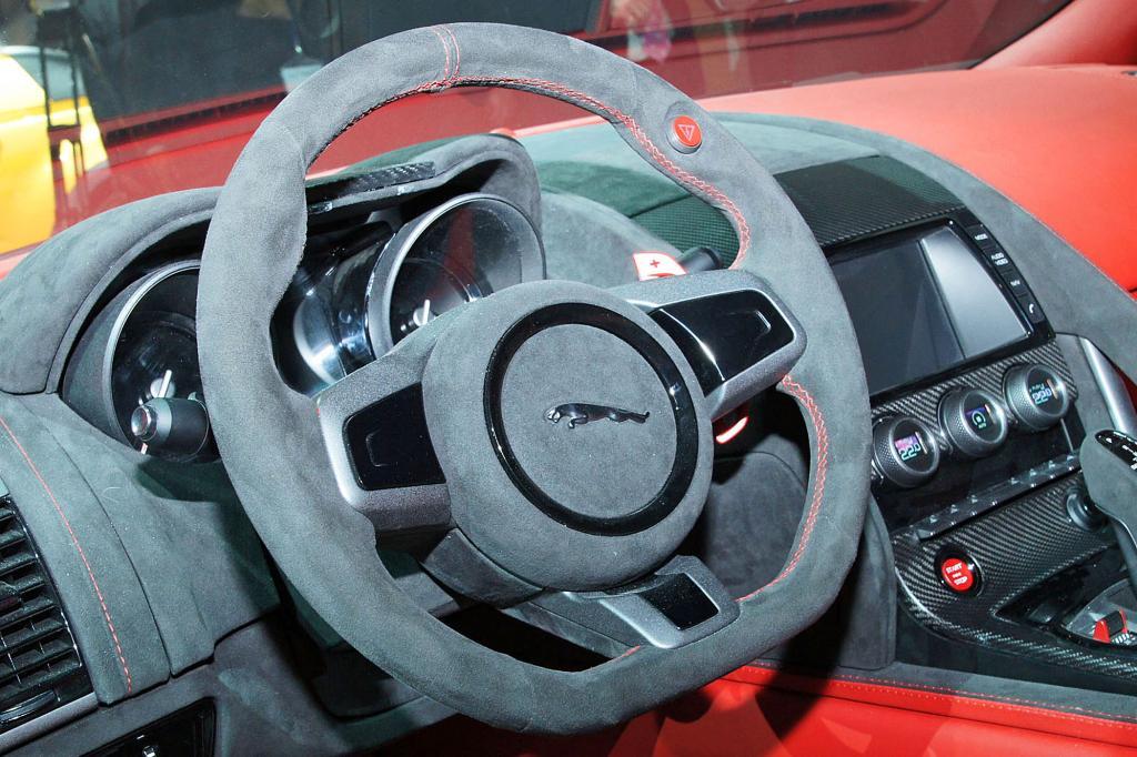 Jaguar CX-16