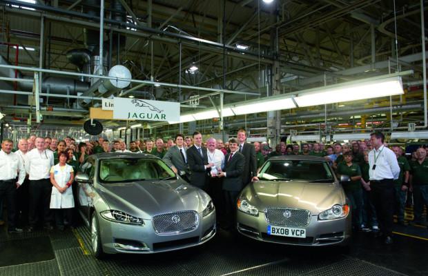 Jaguar XF ist