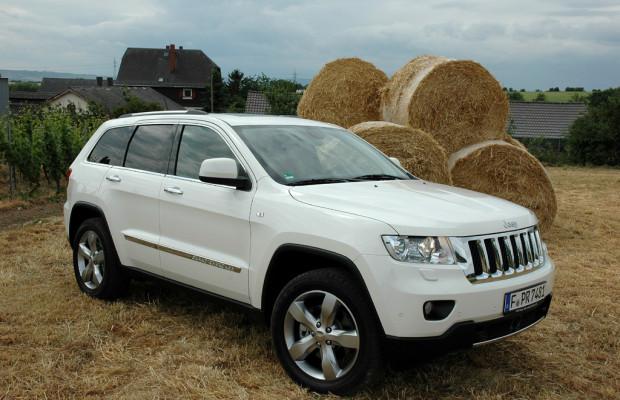 Jeep setzt im Grand Cherokee auf neuen Sechszylinder-Diesel mit 190 und 241 PS