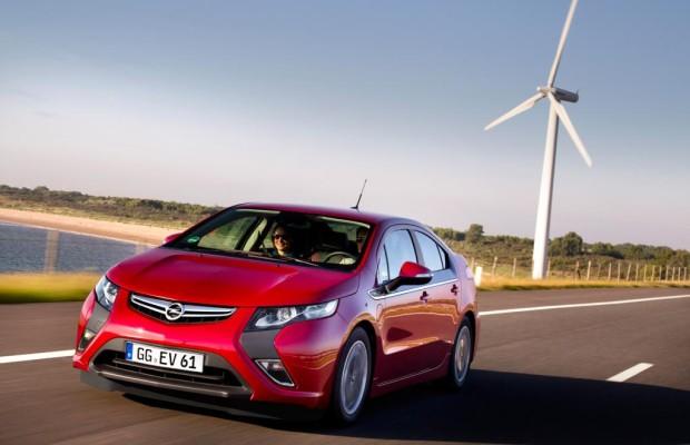 Kein Elektro-Junior, aber große Opel-Pläne