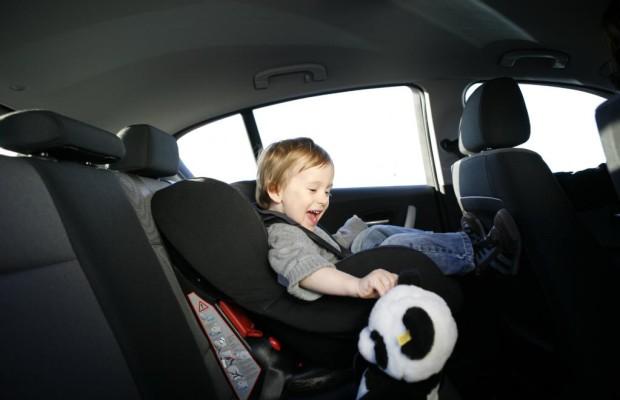 Kindersitze: ECE-Zeichen ist kein Sicherheitsgarant