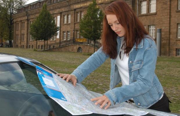Klassische Straßenkarten wieder gefragt