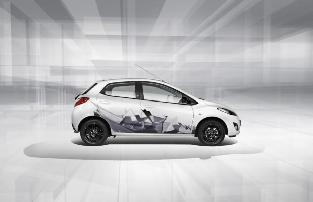 Kunden gestalten Mazda2-Sondermodell