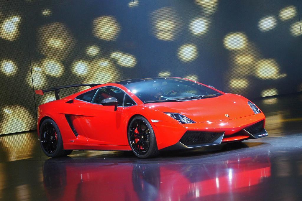 Lamborghini hat eine neue Top-Version des Gallardo aufgelegt