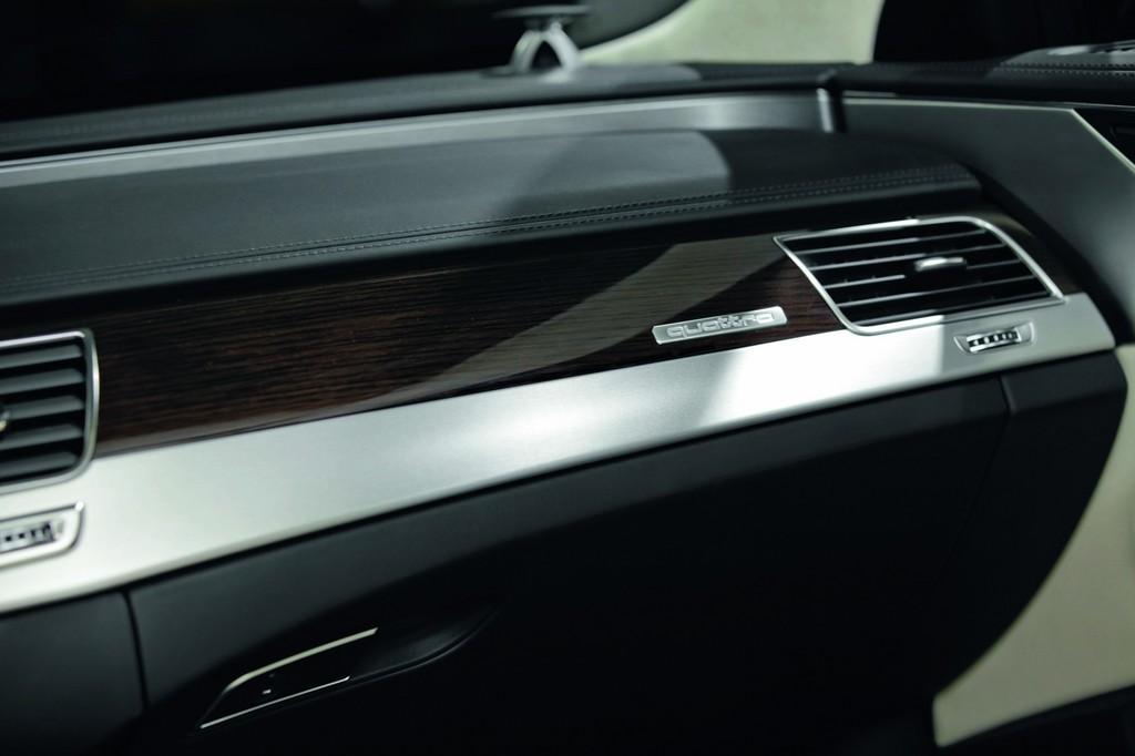 Limitierte Kleinserie: Audi A8 L W12 Exclusive Concept