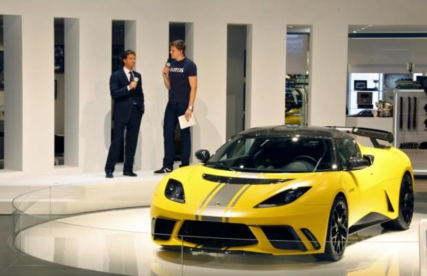 Lotus Driving-Academy - Der lange Weg zur Lotus-Lizenz