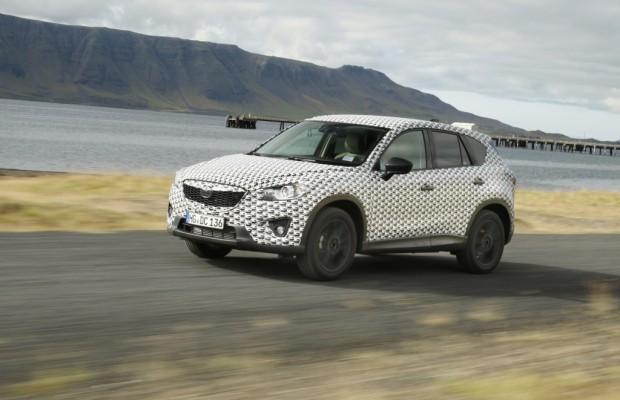 Mazda CX-5 - Dynamiker im Dreck