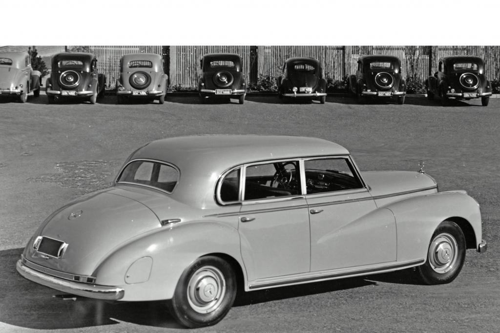 Mercedes Benz 300, 1951