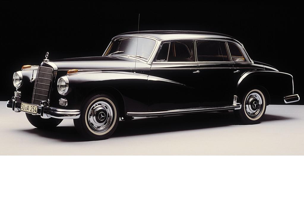 Mercedes Benz 300, Dienstwagen von Konrad Adenauer, 1957