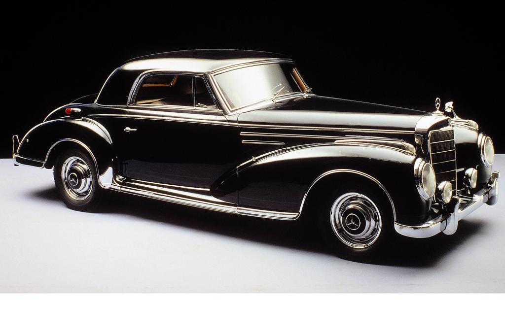 Mercedes Benz 300 SC, 1955