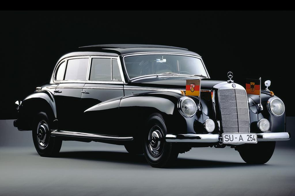 Mercedes Benz 300, ab 1951