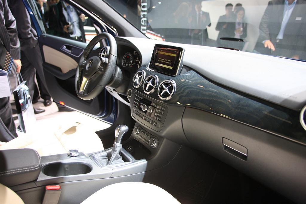 Mercedes-Benz B-Klasse.