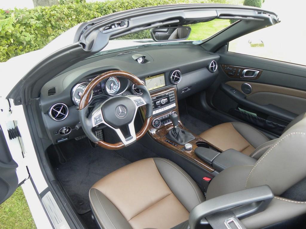 Mercedes-Benz SLK 350.