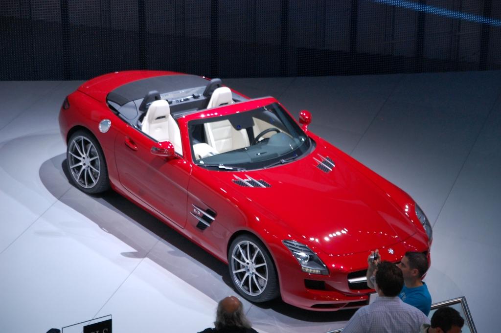 Mercedes-Benz feiert 125-jähriges Jubiläum mit 5 Weltpremieren auf der IAA