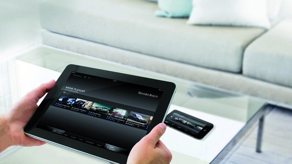 Mercedes-Benz verstärkt seine digitale Markenkommunikation.