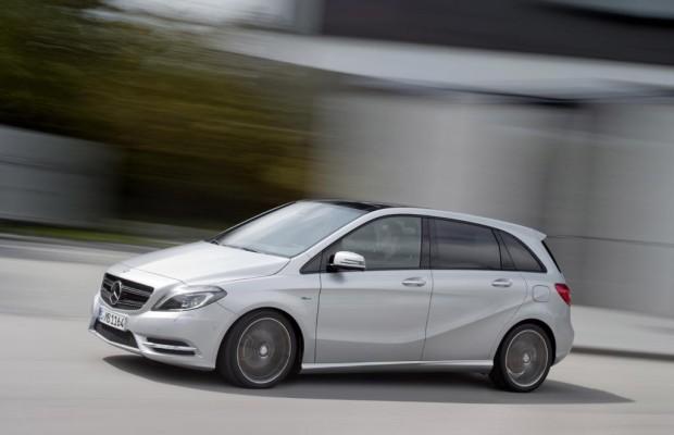 Mercedes verrät Preise für die B-Klasse