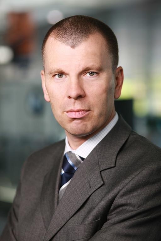 Mey leitet BMW-Niederlassung Nürnberg