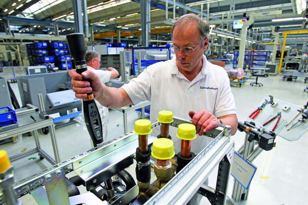Ministerpräsident gibt Startschuss für Zuhause-Kraftwerke von VW