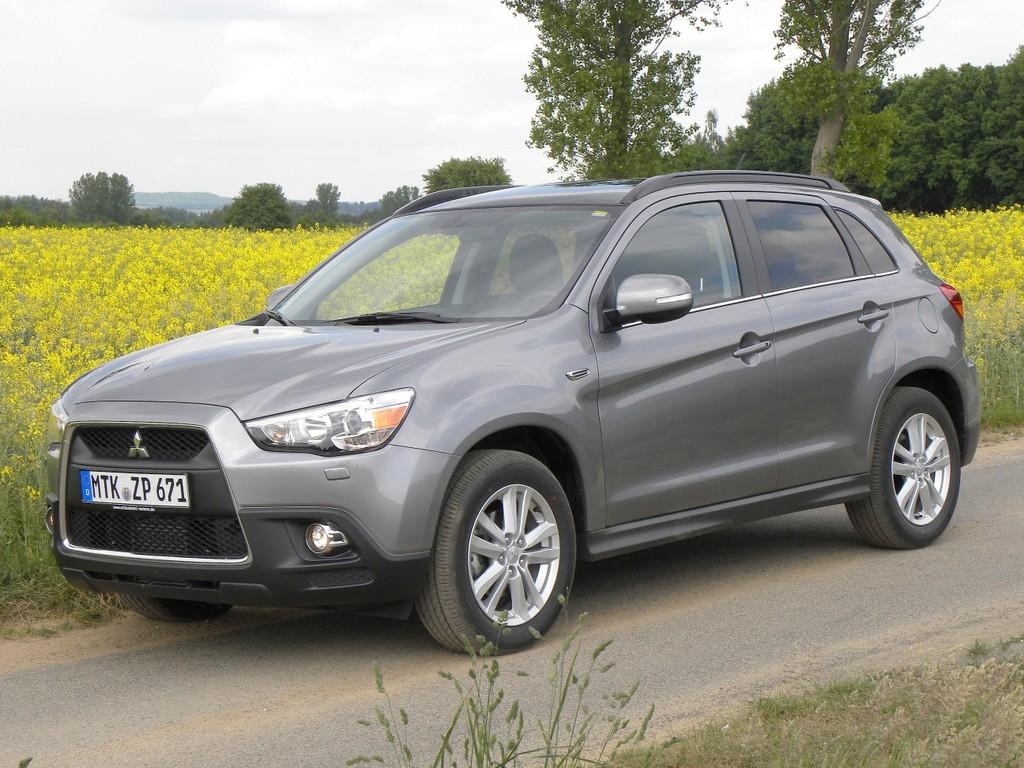 Mitsubishi steigert Absatz um 45 Prozent