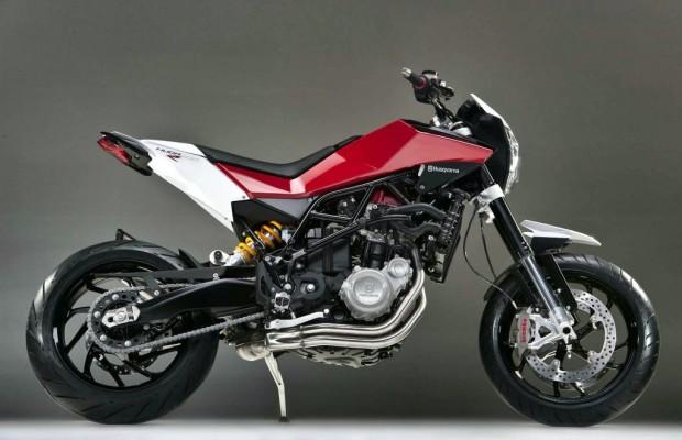 Motorräder auf der Automesse IAA 2011