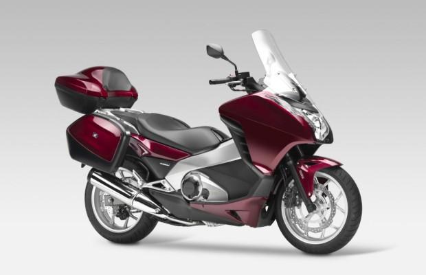 Neuer Honda Motorrad-Motor - Sparsamer Zweizylinder für die Mittelklasse