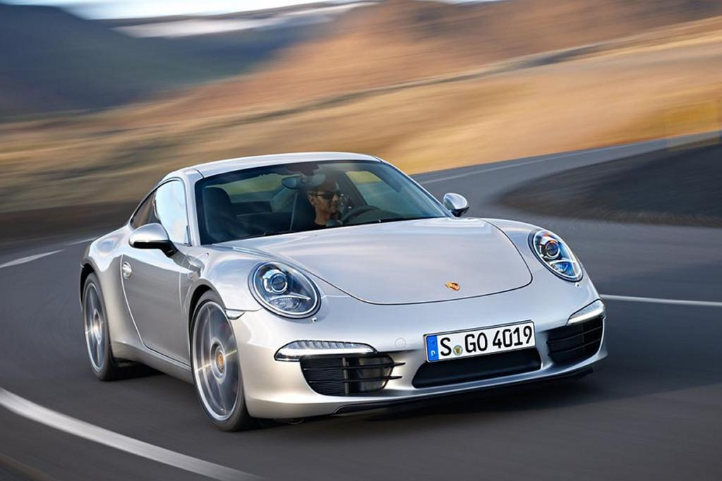 Neuer Porsche 911 soll doppelten Absatz bringen